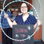 Hooping for festivals and events