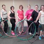 Private hula hoop workshops