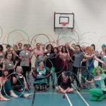 Hula hoop festivals